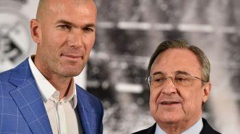 DECIZIE RADICALA la Real dupa umilinta istorica cu Atletico! Perez a trecut peste decizia lui Zidane si A ORDONAT revenirea la echipa a unui super-jucator exilat de antrenor