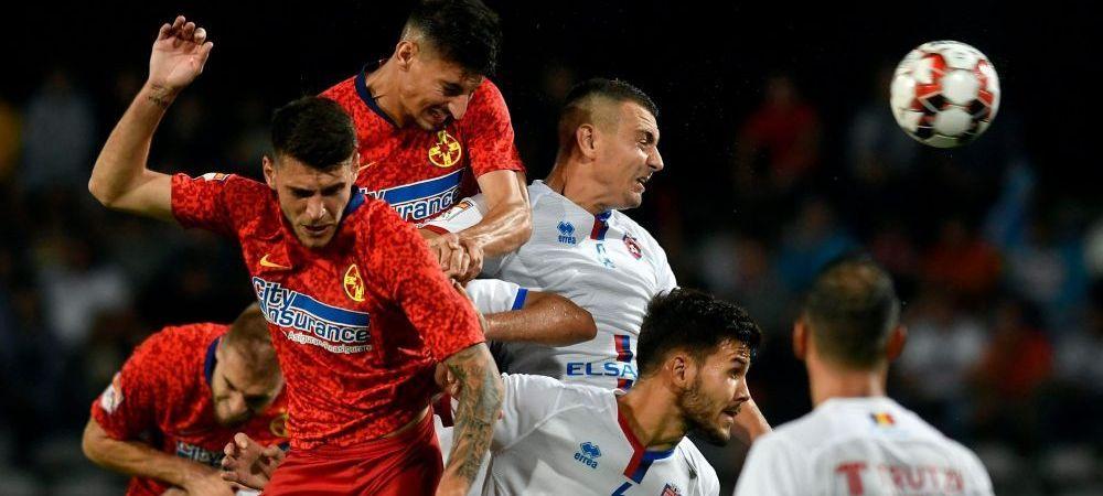 """FCSB a fost victima sigura! """"Le dau cu terenul in cap, n-au ce sa-mi faca!"""" Dezvaluirea facuta dupa meciul de la Pitesti: """"I-a iesit, bravo lui!"""""""