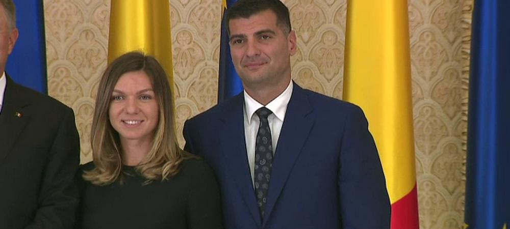 Simona Halep s-a logodit cu Toni Iuruc! Imaginea in care campioana en-titre de la Wimbledon radiaza de fericire si le arata apropiatilor inelul