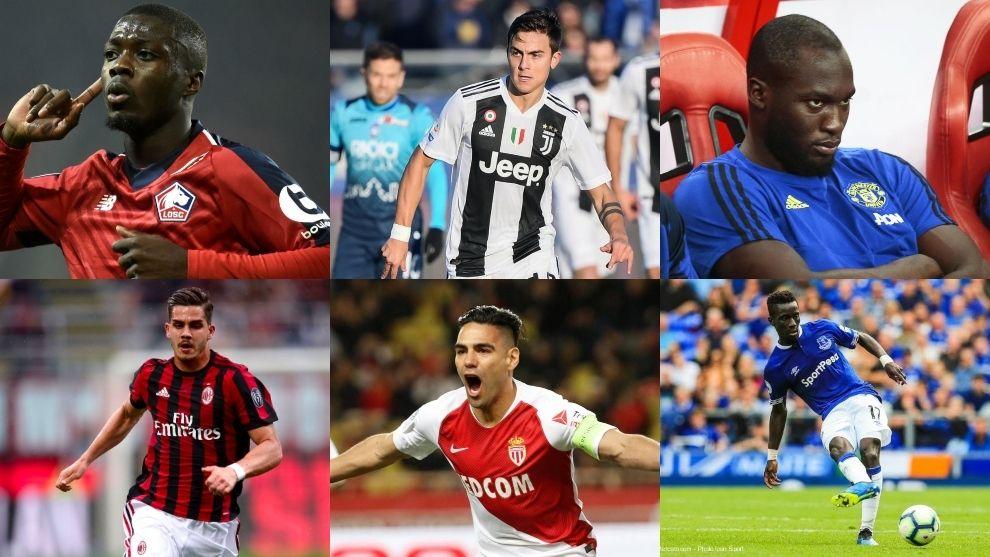Man.United i-a transferat pe Bruno Fernandes si Maguire cu 140 de milioane, PSG a luat un jucator din Anglia; Barca il trimite pe Malcom la Zenit