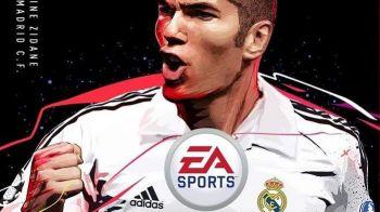 SURPRIZA | Zidane, pe coperta FIFA 20! Antrenorul francez nu e singurul reprezentant al Realului pentru noua versiune a jocului