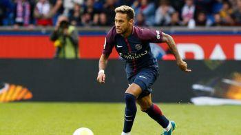 Neymar sparge iar barierele! TRANSFER RECORD pentru starul brazilian: 300 de milioane de euro pentru o mutare istorica