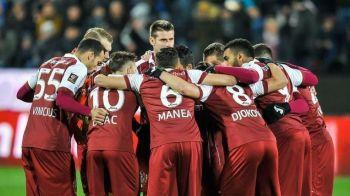 "MACCABI - CFR 2-2 | ""Campionii, campionii, campionii!"" Imagini din vestiar: cum au sarbatorit jucatorii lui Petrescu | VIDEO"