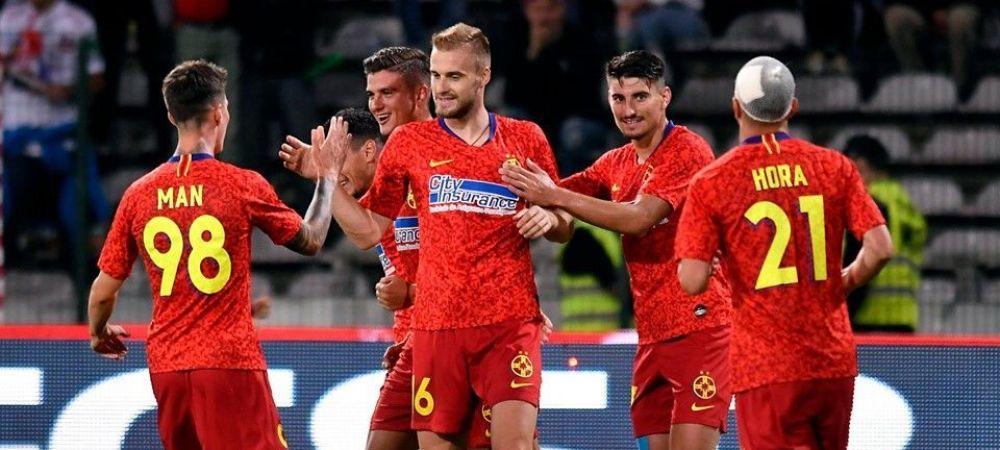 Drumul catre grupele Europa League: FCSB - ALASHKERT e joi, 21:30, la PROTV! Bucurati-va de fotbal!