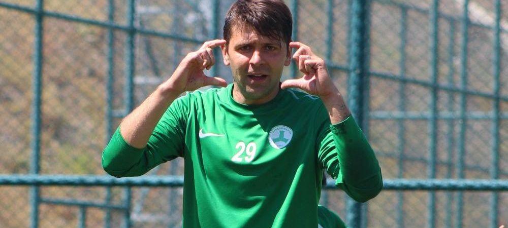 Rusescu, in forma maxima dupa plecarea de la FCSB! A marcat doua goluri in ultimul meci