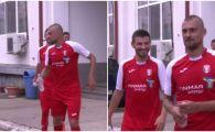 """Gabi Tamas a venit cu STICLA DE APA in mana si a dat gol la primul meci: """"Nu-i nimic, dam bine!"""" VIDEO"""