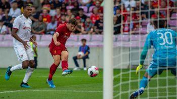 VIDEO! Tatarusanu a primit un gol FABULOS la debutul pentru Lyon! Sutul SUPERSONIC al unui pusti de la Liverpool la care portarul roman n-a avut nicio sansa