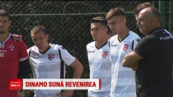 Dinamo revine! Dinamovistii fac 3 transferuri si daca inving pe Academica se apropie la un singur punct de FCSB