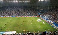 CRAIOVA - HONVED 0-0 (3-1) | Nu s-au invatat minte! Ce au facut suporterii olteni la finalul partidei, dupa ce meciul a fost pe punctul de a fi suspendat
