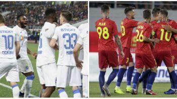 Adversare INFERNALE pentru FCSB si Craiova daca ajung in play-off-ul Europa League! UEFA a anuntat cu cine pot sa pice