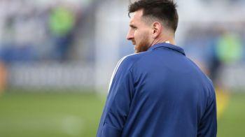 Suspendare DURA pentru Messi dupa declaratiile facute la Copa America! Nu va mai juca pentru Argentina pana in martie!