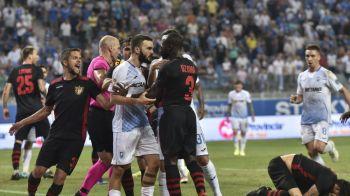 Primul raspuns dat de UEFA dupa scandalul de la Craiova - Honved! Cand va fi anuntata decizia finala
