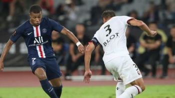 PSG a castigat Supercupa Frantei dupa ce a intors scorul! Di Maria, GOL FABULOS din lovitura libera: VIDEO. A inscris si Mbappe