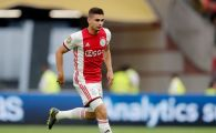 Razvan Marin, TITULAR la Ajax in primul meci din noul sezon de campionat! Ten Hag mizeaza pe roman in duelul cu Vitesse