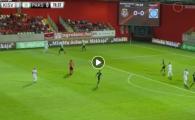 El e MESSI GROZAV! A distrus o aparare intreaga si i-a adus victoria lui Kisvarda!!! VIDEO: gol fantastic pentru Gicu Grozav