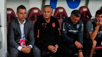 """In doi ani de Liga 1, nicio echipa din Romania nu mi-a pus probleme cum a facut-o Chindia. La pauza voiam sa schimb toata echipa!"" Ce spune Petrescu dupa 4-1 la Ploiesti"