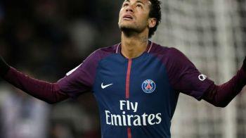 De la cel mai scump jucator al planetei, la imprumutat cu optiune de cumparare! Scenariu incredibil in cazul lui Neymar: unde ar putea juca