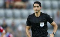 FCSB - MLADA: UEFA a anuntat cine arbitreaza partida de la Giurgiu! Meciul tur din turul 3 preliminar e la PROTV, joi, 21:30!