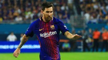 ALARMA la Barcelona! Messi s-a accidentat dupa primul antrenament si nu merge cu Barcelona in turneul din Statele Unite ale Americii