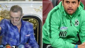 """Ce i-a spus Dica lui Gigi Becali la telefon, dupa ce patronul FCSB l-a sunat de urgenta si i-a propus banca echipei: """"Am fost cautat, da"""""""