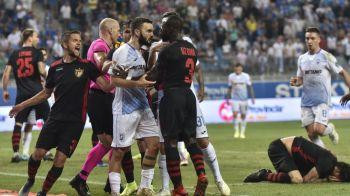 BREAKING NEWS   UEFA a luat decizia dupa incidentele de la Craiova - Honved! Universitatea joaca impotriva lui AEK fara suporteri