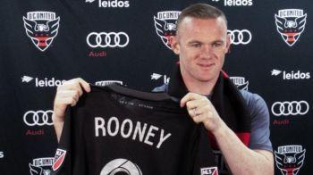 Rooney, in negocieri cu o echipa din Anglia! Surpriza: legenda lui United poate fi antrenor-jucator la o formatie care s-a batut pentru Premier League