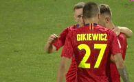 "ASTRA - FCSB 2-1 | ""Maine o luam de la capat, trebuie sa fim lei cu Mlada!"" Reactia polonezului Gikiewicz dupa primele minute jucate la FCSB"