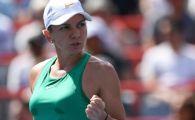 Surpriza mare la Rogers Cup! Simona Halep va juca impotriva unei adversare venita din calificari! Cand se joaca partida