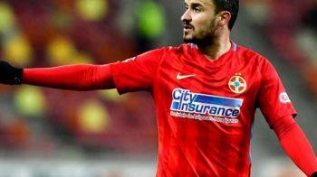 """Budescu, la un pas de revenirea la FCSB! Becali confirma: """"Am vorbit cu el aseara! Cred ca va veni la noi!"""""""