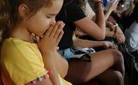 Imagine FABULOASA inainte de Astra-FCSB! Cum a fost surprinsa fetita lui Alexa in tribune