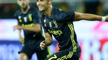 Echipament de pe alta planeta pentru Cristiano si Buffon! Cum arata al treilea echipament folosit de Juventus in acest sezon   FOTO