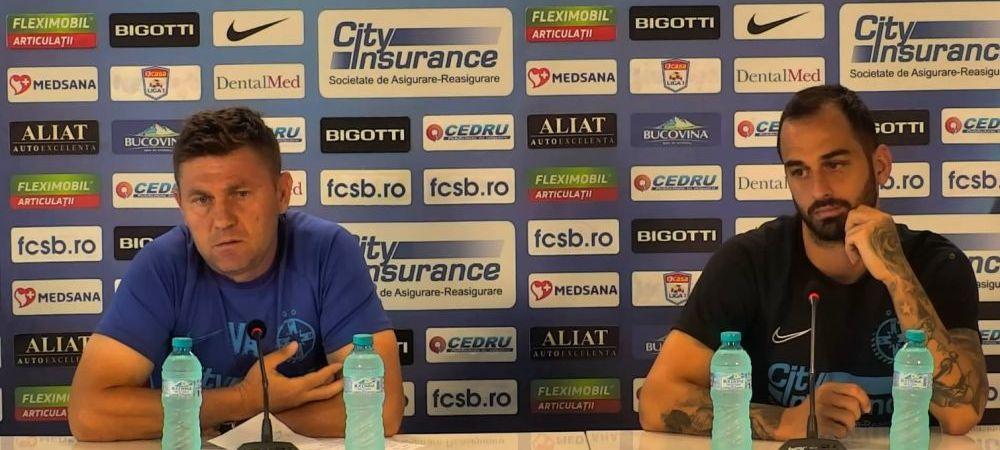 """Andronache sta pe banca si la meciul cu Mlada: """"Nu consider ca e un test! As putea sa spun ca avem nevoie de un secund!"""" Lectia primita de la Mircea Lucescu"""