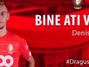 OFICIAL | Dragus, prezentat la Standard: toate detaliile transferului! Belgienii i-au facut si un clip de prezentare | VIDEO