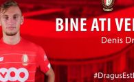 OFICIAL   Dragus, prezentat la Standard: toate detaliile transferului! Belgienii i-au facut si un clip de prezentare   VIDEO