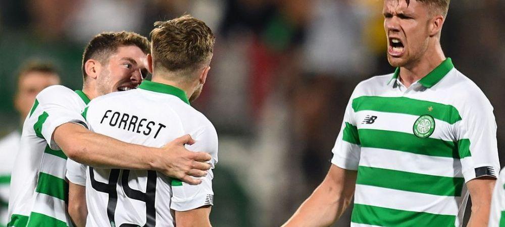 """""""Stiti ca acasa am dat 5 sau 7 goluri?"""" Antrenorul lui Celtic promite IADUL la retur pentru CFR Cluj"""