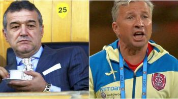 """CFR-ul lui Petrescu l-a incantat pe Becali, dar patronul FCSB e sincer: """"Felicitari, au jucat fotbal! Dar sunt invidios si nu vreau sa se califice"""""""