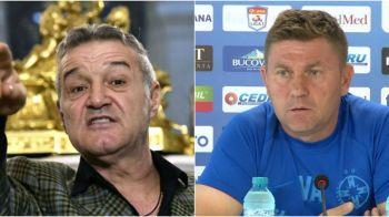 """EXCLUSIV: """"FCSB are antrenor! Zic de Becali ca nu are respect, dar ei vorbesc toata ziua!"""" Ce sanse are Andronache sa ramana principal la FCSB"""