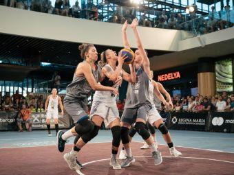 Mini Mondialul de baschet 3x3, in weekend la Bucuresti! 24 de echipe de pe 3 continente si fiul unei legende din NBA vin sa joace in capitala