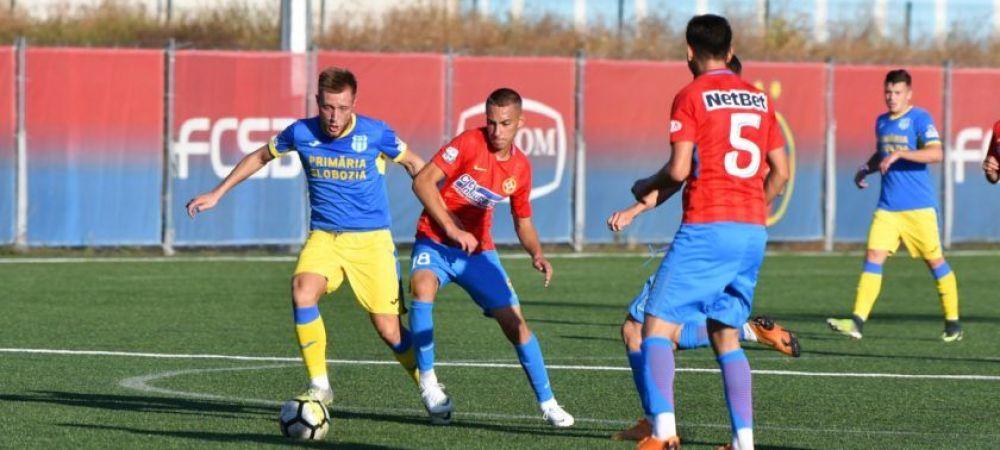 Liga 3: echipa secunda a lui Becali se bate cu Borcea! Mititelu s-a mutat in alta serie, nu mai joaca cu rivala din Craiova