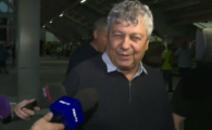 """Mircea Lucescu, in vestiarul FCSB-ului cu cateva minute inainte de startul meciului cu Mlada: """"I-am promis lui Gigi ca vin!"""""""