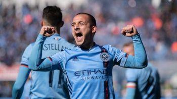 MITRIGOL!!! Mitrita a marcat din nou in MLS si a fost decisiv pentru New York City FC! Cum a inscris romanul: VIDEO