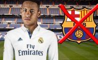 "Transferul lui Neymar la Real, blocat de un fotbalist de pe Bernabeu: ""Nu ma duc la PSG!"" Florentino Perez l-a propus ca moneda de schimb"