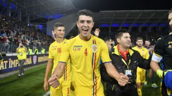 Liber pentru atacul la Pascanu! Ce veste a primit fundasul Romaniei U21, care asteapta cu nerabdare debutul la seniori!