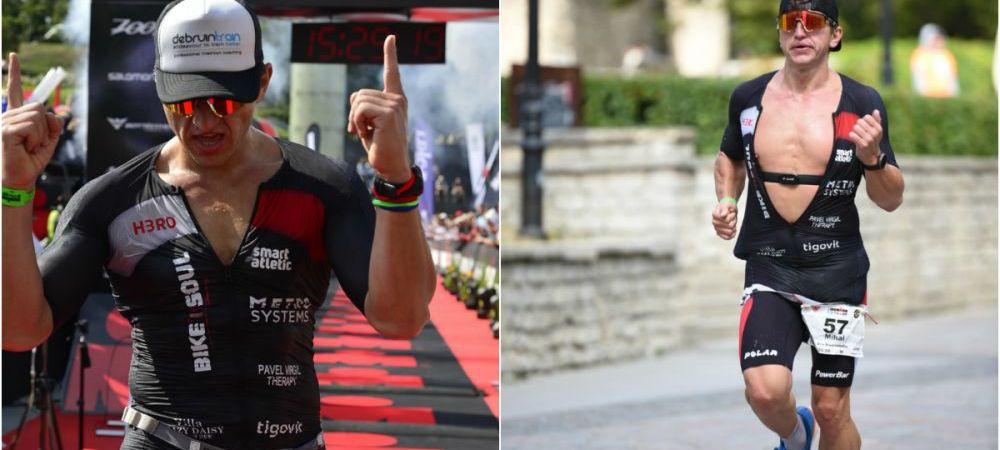 Mihai Vigariu, IRONMAN in Estonia! Performanta fabuloasa pentru sportivul roman la cea mai dura cursa din lume