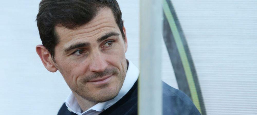Anunt de ultima ora despre Iker Casillas! Ce au hotarat cei de la Porto pentru noul sezon al UEFA Champions League