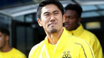 Cel mai bizar transfer al verii! E incredibil unde a ajuns japonezul Kagawa, dupa ce a jucat in ultimii ani la Dortmund si Manchester United