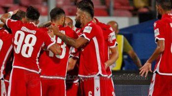 POLI IASI - DINAMO 2-0 | Breeveld si Horsia au marcat in prima repriza! Poli Iasi, noul lider din Liga 1
