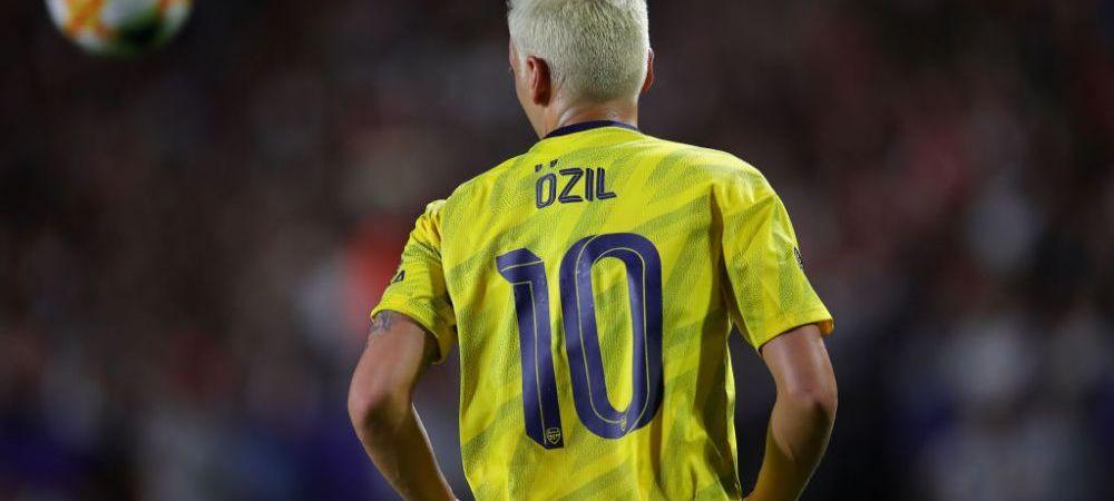 DECIZIE RADICALA luata de Arsenal: Ozil si Kolasinac, OUT din lot pentru meciul cu Newcastle! Motivul invocat ca urmare a incidentului in care au fost implicati cei doi