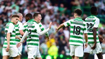 Veste buna pentru CFR: Celtic a luat 2 goluri acasa de la o echipa de Play Out, inaintea returului din preliminariile UCL! Vestea proasta e ca a dat 5 :)