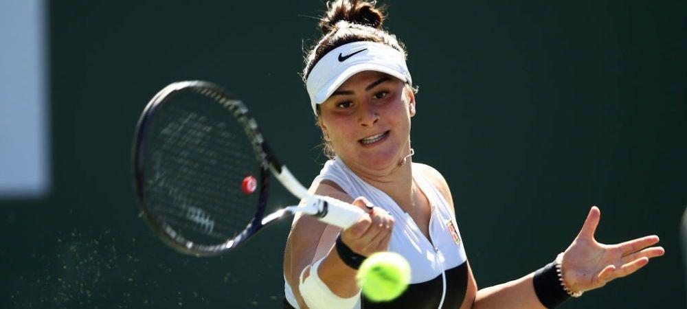 """ROGERS CUP   Bianca Andreescu s-a calificat in finala turneului! Va intra in TOP 20 WTA! """"Aceasta finala e mai importanta decat succesul de la Indian Wells"""""""